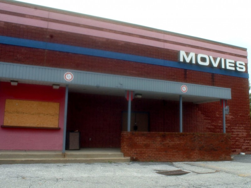 Exploring issues in eldersburg vacant movie theatre for Amc owings mills