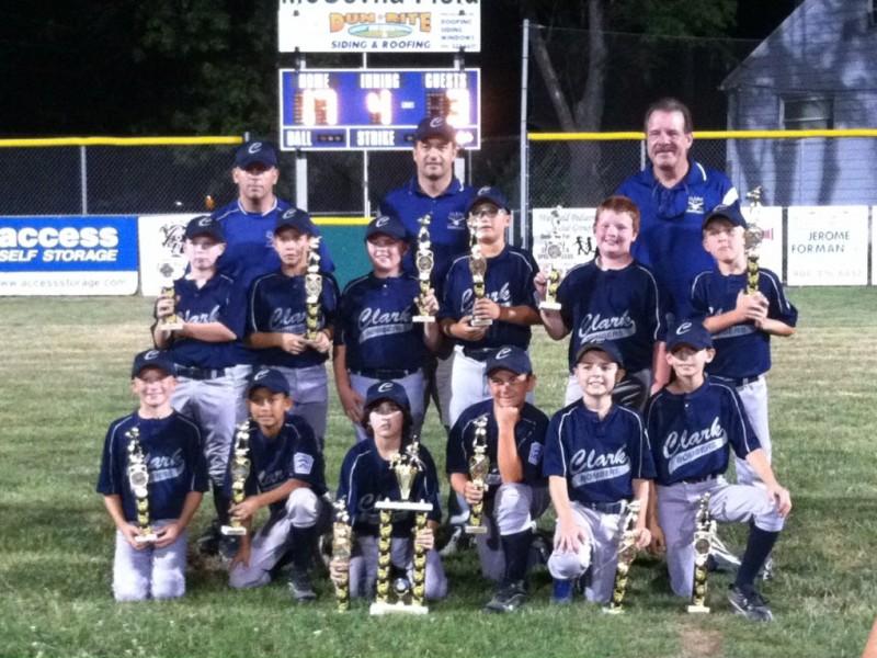 Clark Bombers 9U Travel Baseball Team Wins Two More ...