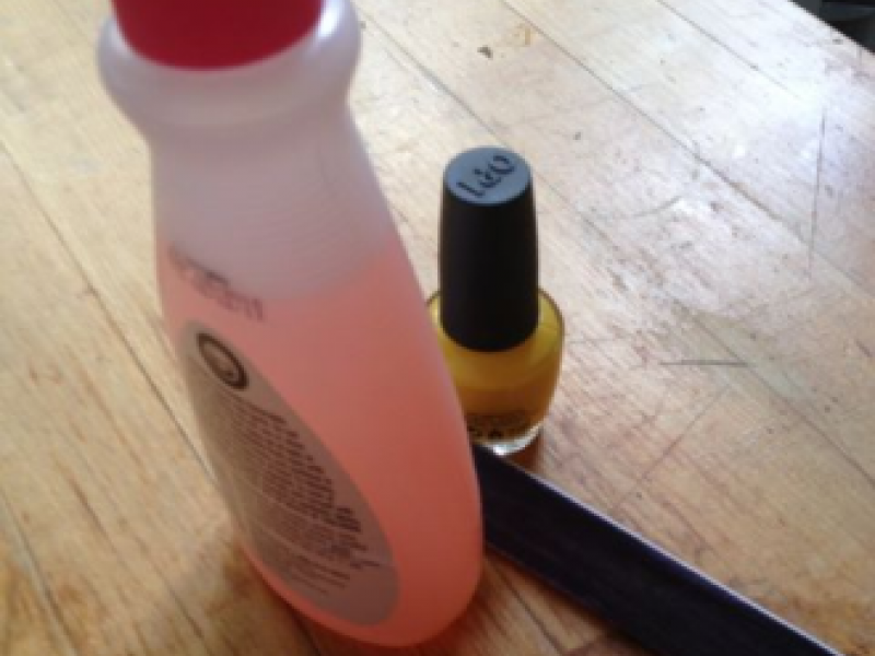 Nail Polish Breaks Bad, Mild Weather Continues | Upper Marlboro, MD ...