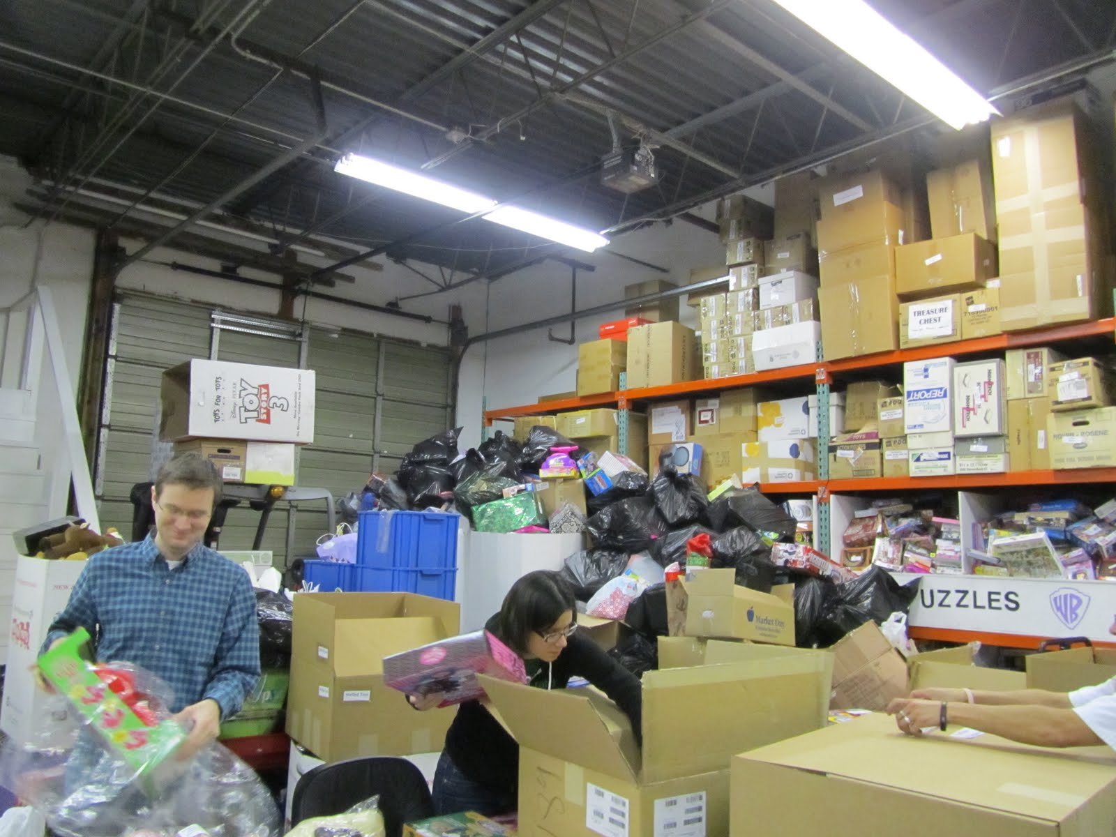 The Ups and Downs of Local Nonprofits