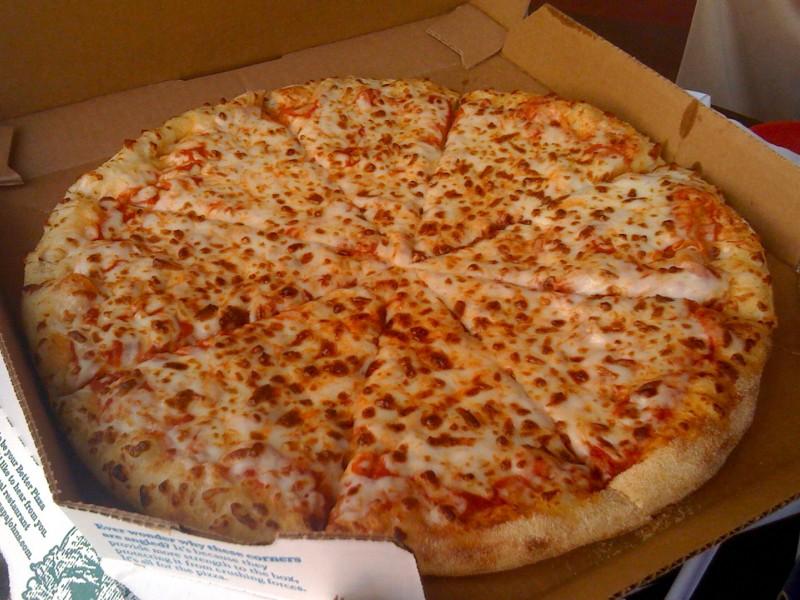 Best pizza contest domino 39 s or papa john 39 s caldwells - Papa john s pizza garden fresh pizza ...