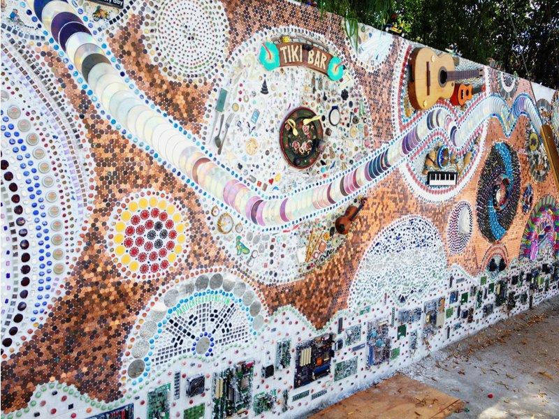 Uva Art And Anthropology Trash Treasures Of Charlottesville