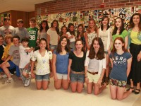 garden city middle school students achieve on national italian exam 1 - Garden City Middle School