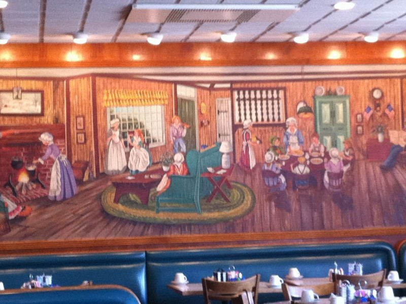 Grandma Sallys Is Your Go To Place For A Hearty Breakfast