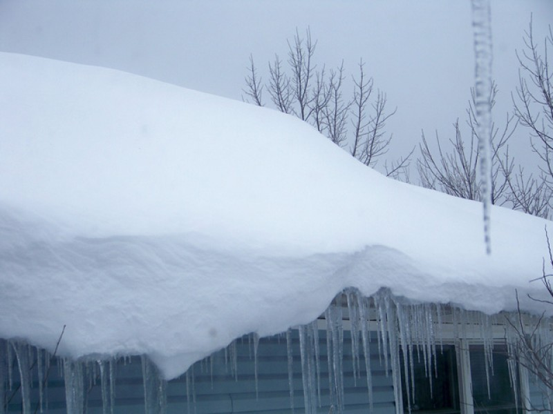 How Much Snow Can My Roof Handle Portsmouth Nh Patch