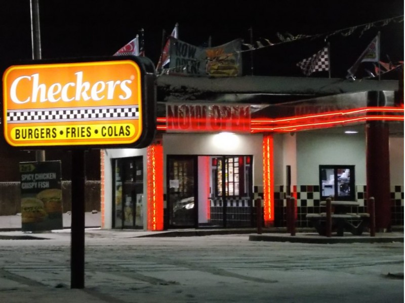 Checkers Restaurant Reopens Huntington Ny Patch