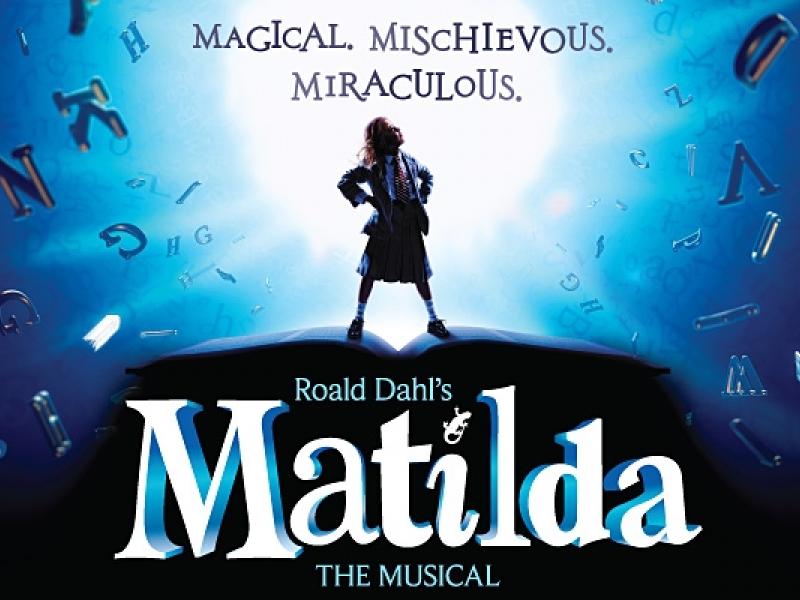 Image result for matilda show