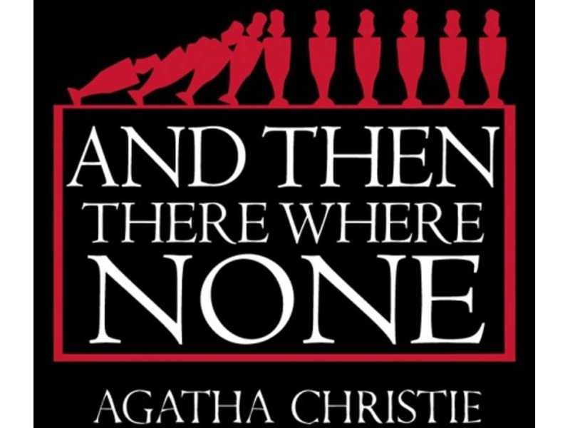 crime novels by Agatha Christie: And then there were none