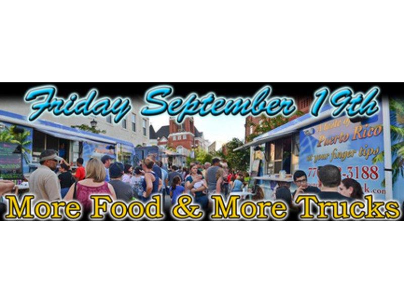 Atl Food Truck Festival