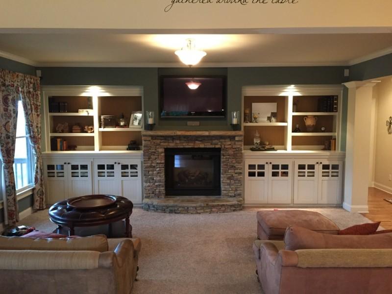 Home spotlight custom built craftsman style in for Craftsman style homes for sale in nh