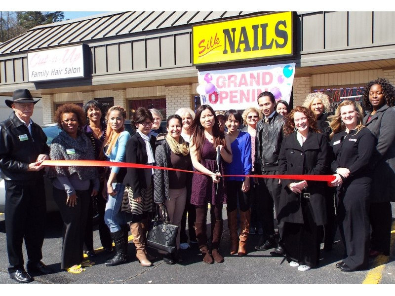 Chamber Update: \'Silk Nails\' Under New Ownership - Douglasville ...