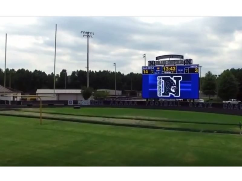 Must See Georgia High School Football Stadium Boasts