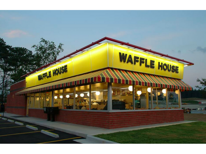 Perfect How Did Waffle Houses Grade With Health Inspectors In Douglasville?