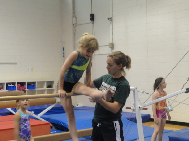 Hammond Park Gymnastics Draws Former Olympic Coach Sandy