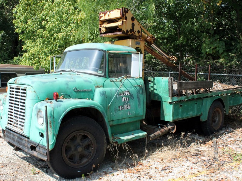 For sale: Old Logging Truck | Fenton, MO Patch