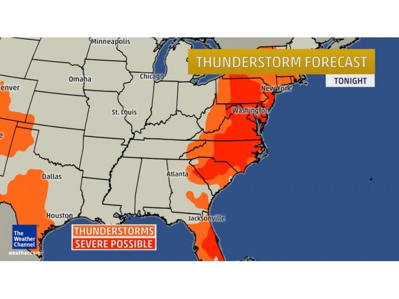 Tornado Warning Pa