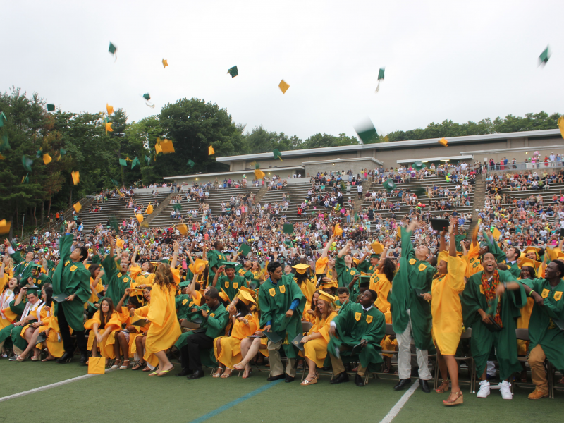 Hamden High Mints New Alumni | Hamden, CT Patch