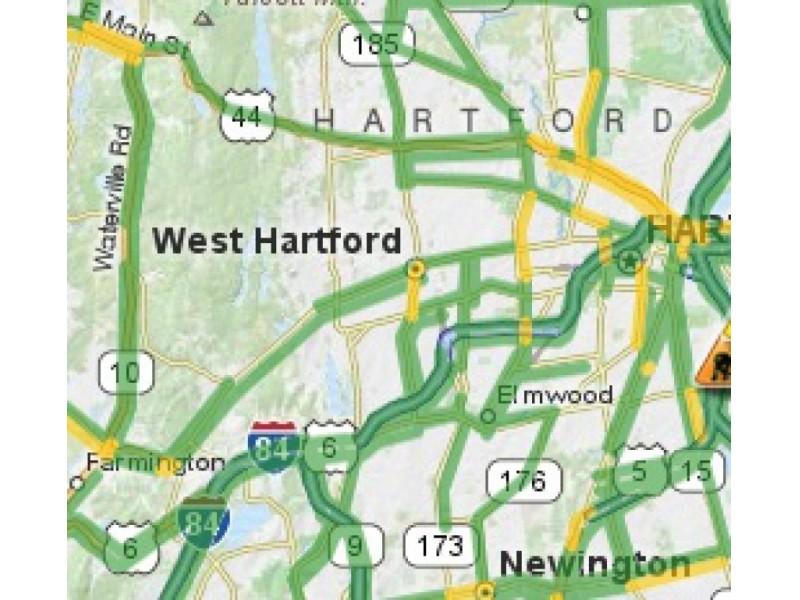 West Hartford Live Traffic Map | West Hartford, CT Patch