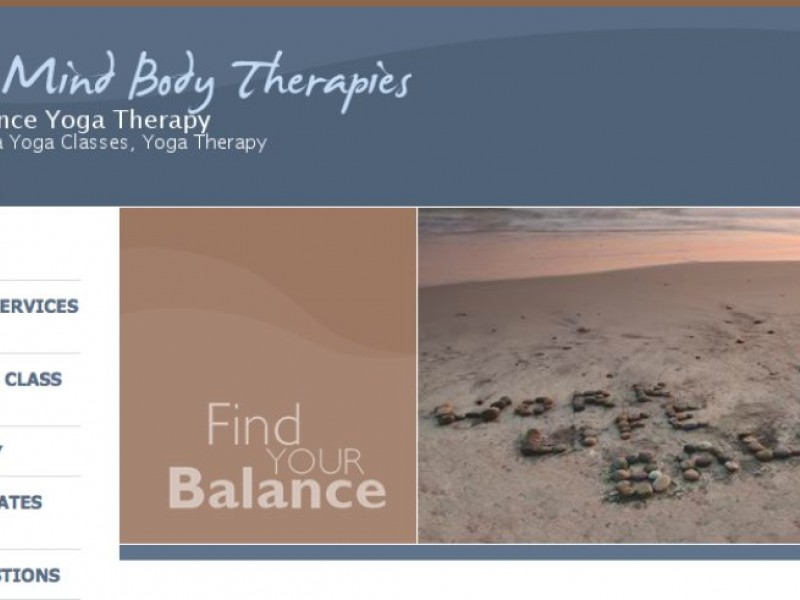 Heal Your Aches and Your Mind at Balance Yoga Therapy in Plymouth