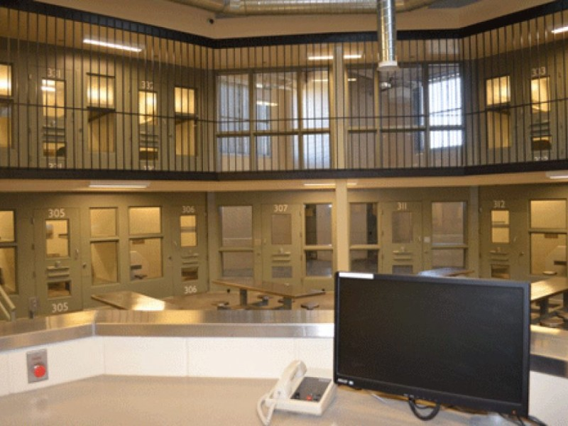 Opinion Will county adult detention facility