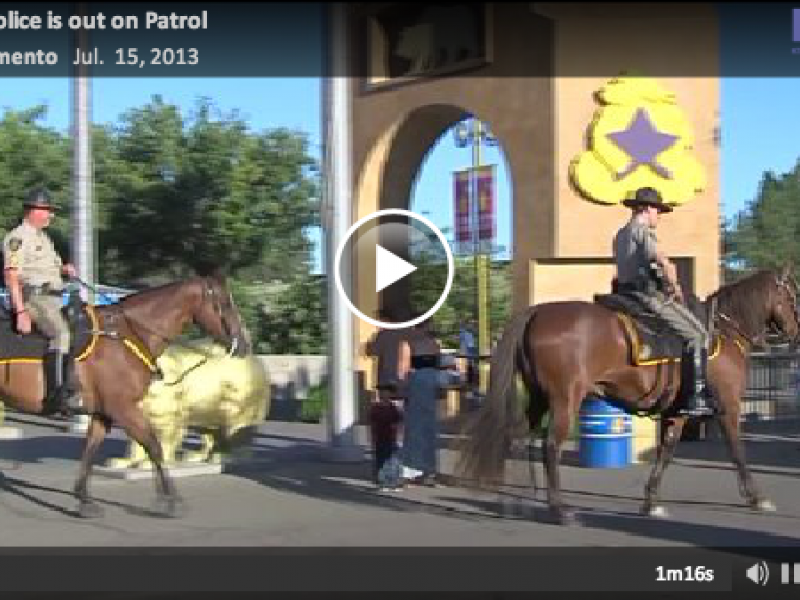State Fair Police Patrol Cal Expo And Even Have Their Own