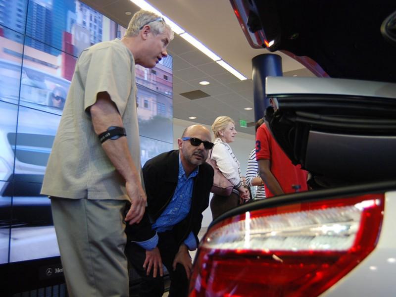 Prestige unveils mercedez benz sl550 paramus nj patch for Prestige motors paramus nj