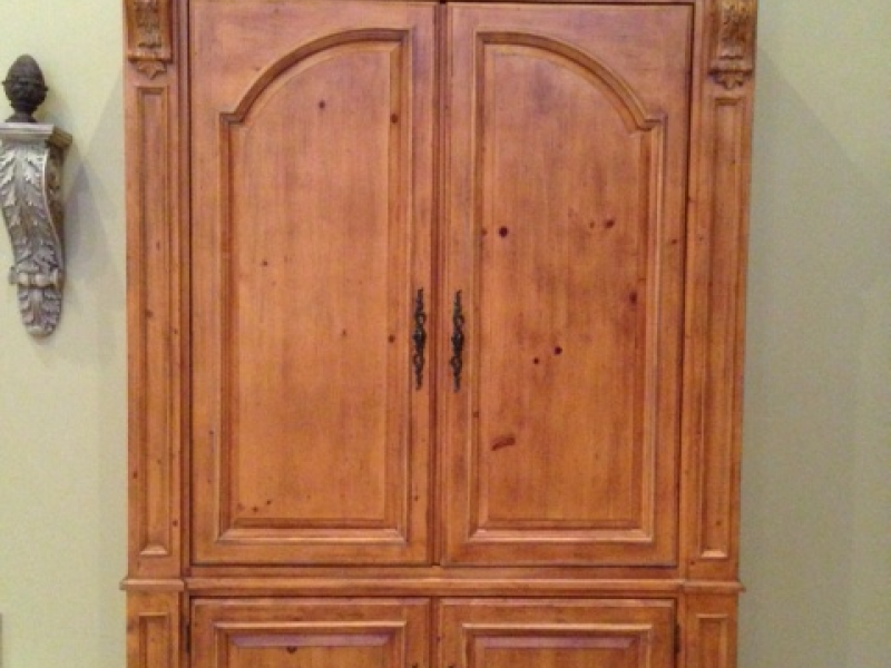 For Sale Ethan Allen TV Cabinet | Novi, MI Patch