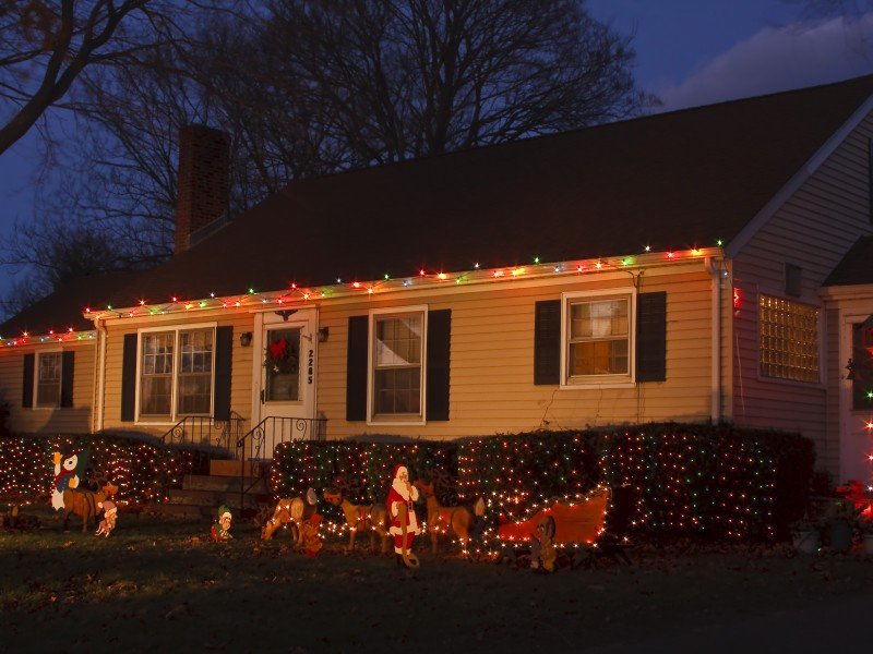 ... Creative North Fork Holiday Light Displays 0 ...