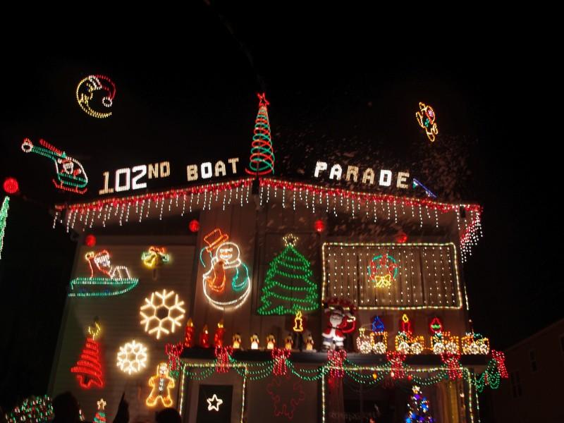 Balboa Christmas Lights