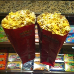 Seat Side Service At Island Cinema