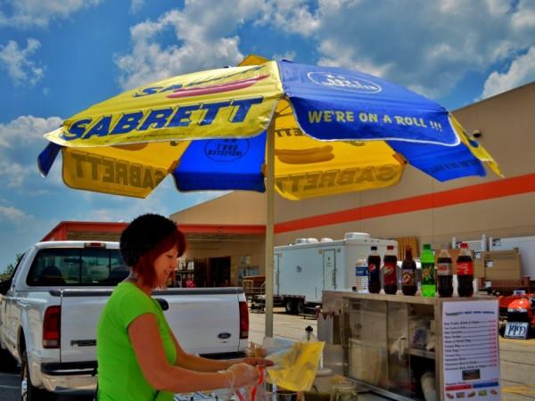 Sabrett Hot Dogs In Georgia