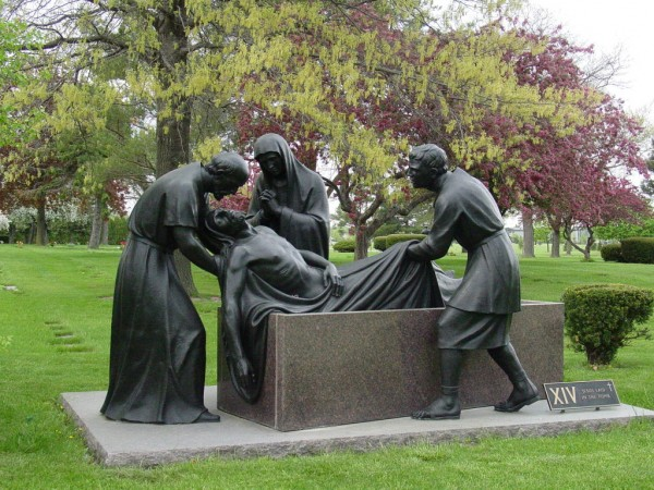 Clinton School Of Public Service >> Resurrection Cemetery to Host Good Friday Service on March 29 - Clinton Township, MI Patch