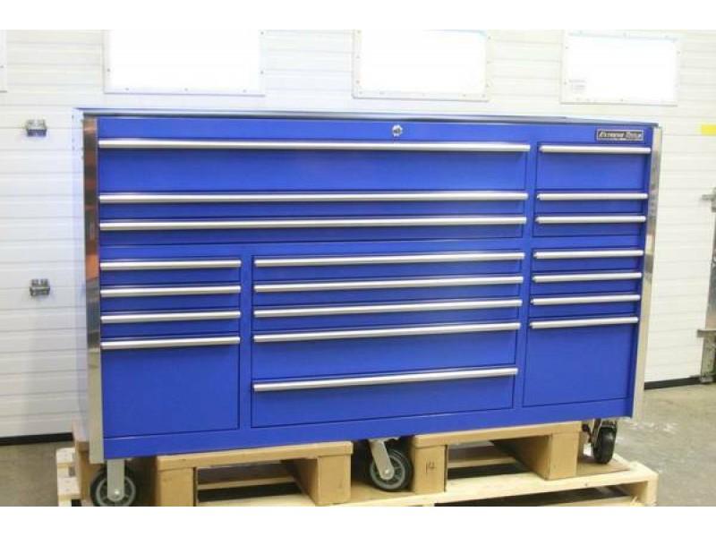 72 Rolling Toolbox Now in Stock at Clark Heintz Tools Equipment