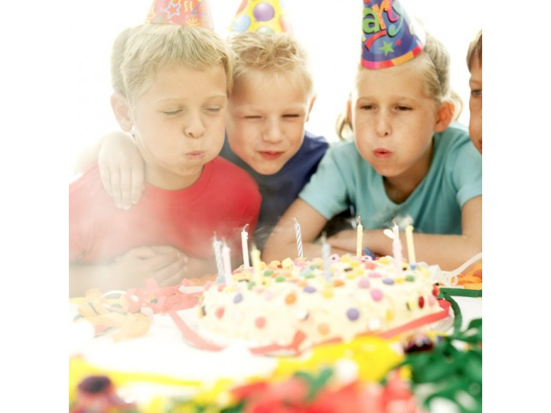 12 Birthday Party Hot Spots