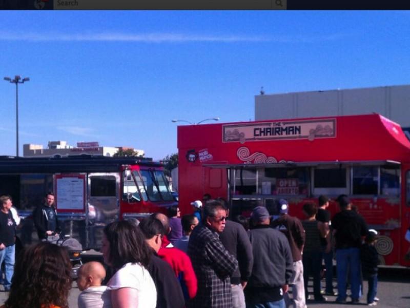 Food Trucks Curtner San Jose