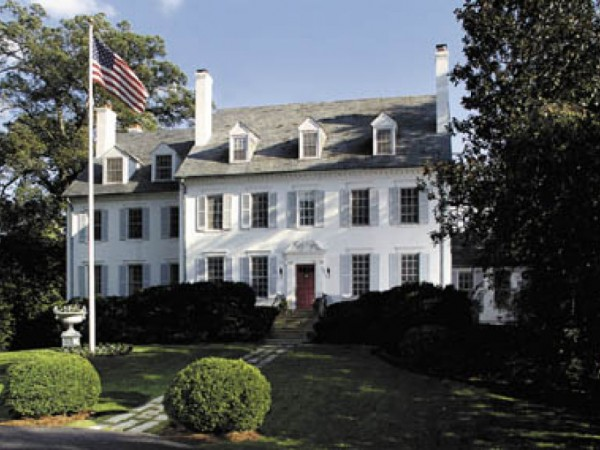 Mclean Businessman Pays 8 2 Million For Hickory Hill