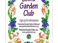 ... Fleur De Lis Garden Society Celebrates National Garden Club Week 5