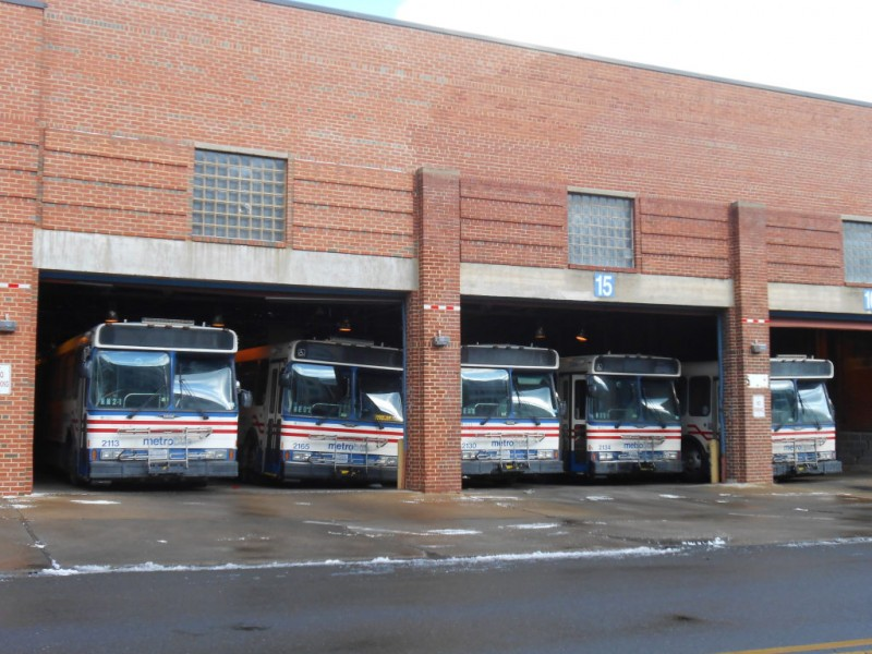 Royal Street Bus Depot Poised to Hit the Road | Old Town ...