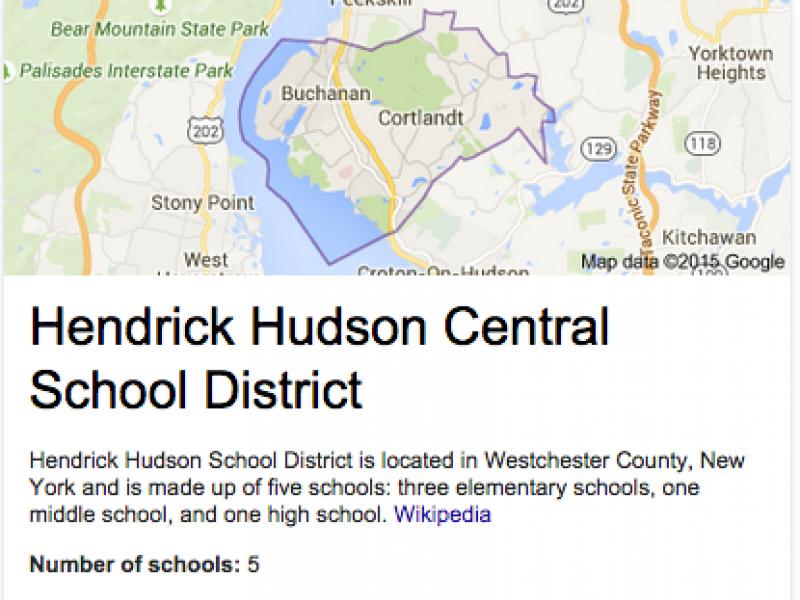 Hendrick Hudson Schools Calendar 2015 16 Peekskill Ny Patch