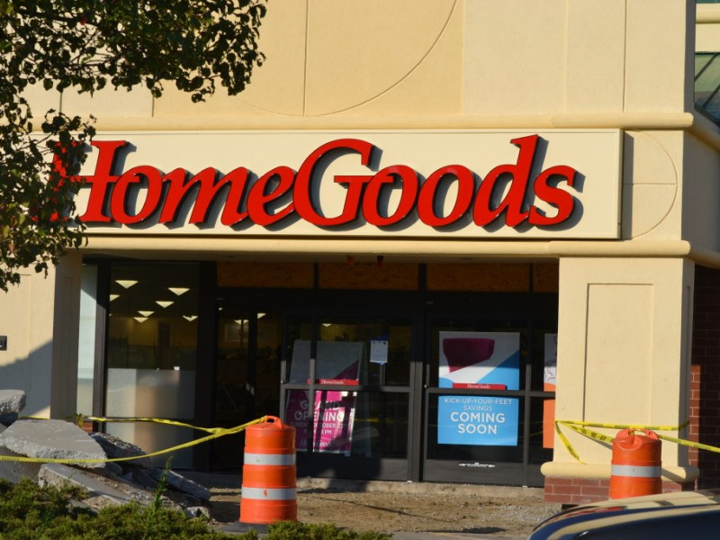 ... New HomeGoods Store A Go For Oct. 23 0 ...