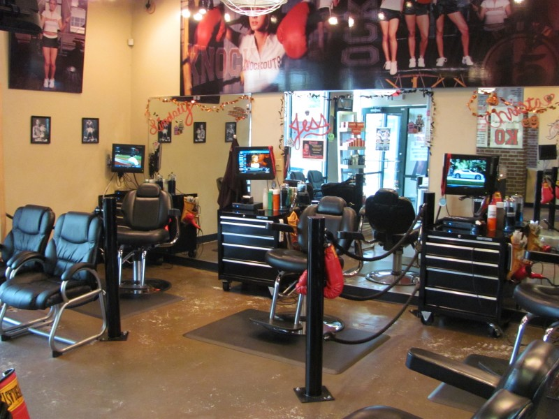 Knockouts Prisms Voted Best Place To Get A Haircut Video