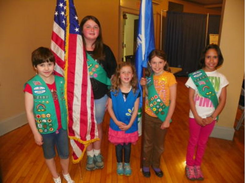 girl scout night at kellys halloween concert at framingham high and the world series