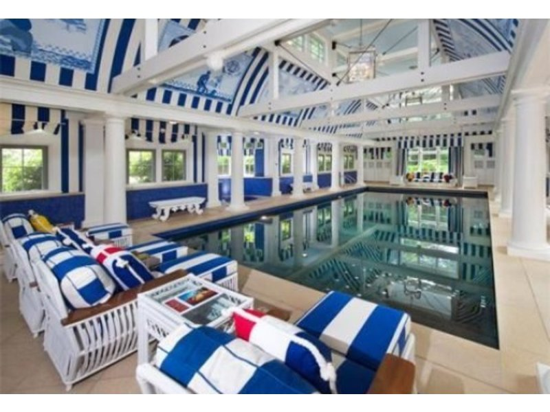 Homes On The Market With Indoor Pools