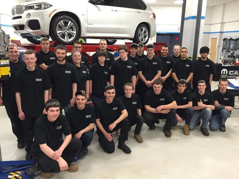 Bristol Plymouth Regional Wins Massachusetts Auto