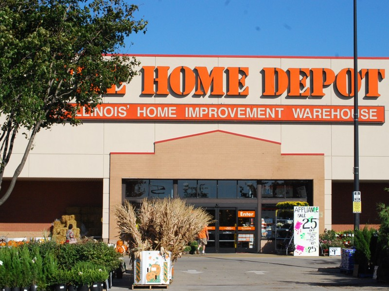 Home Depot Oak Brook Illinois
