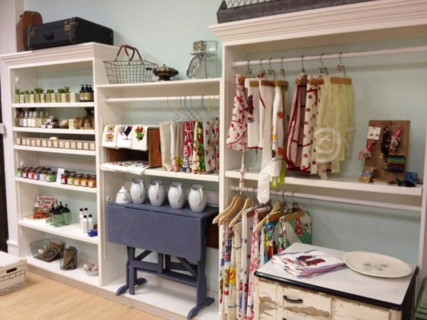 vintage home decor shop moves to la grange - Home Decor Online Stores