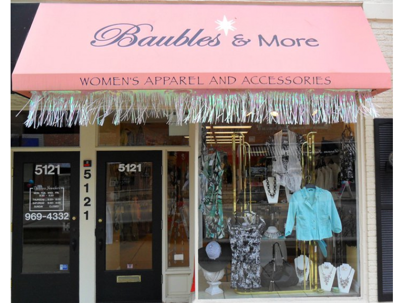cd4693159e Baubles   More Owner Fell in Love with Downers Grove After Decades in Retail