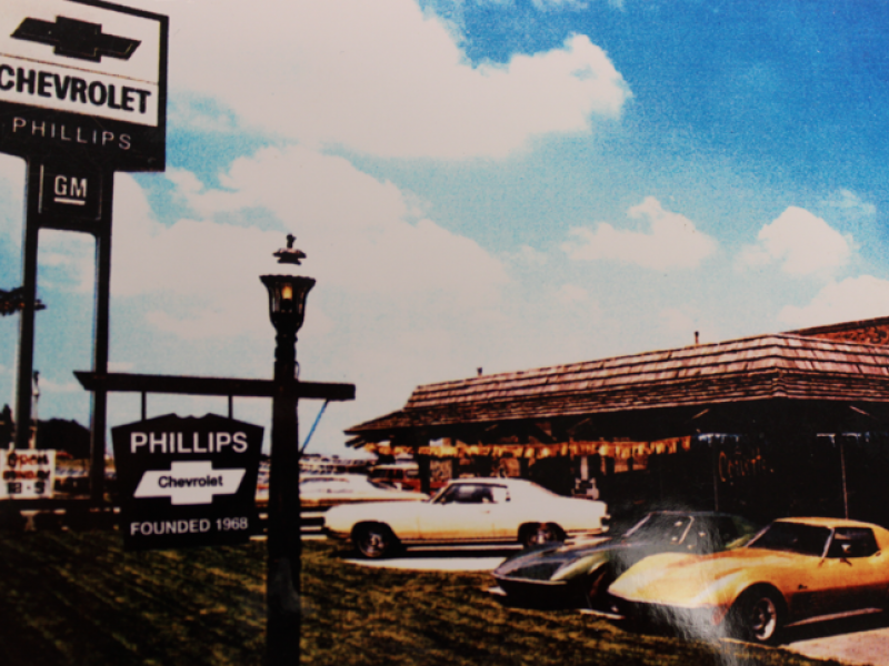 Attractive ... Phillips Chevrolet Continues Long Legacy, Acquires Second Dealership 0  ...