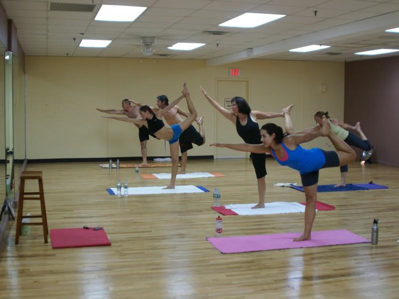 Bikram Yoga Long Island Suffolk