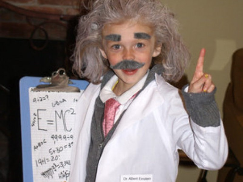 Isaac Newton Costumes For Kids